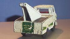 Vintage Dinky Toys Bedford TK Crash Truck #434