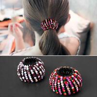 Hair Barrette Nest Shape Clip Ponytail Holder Clamp for Women Hair Accessories