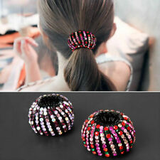 Hair Barrette Nest Shape Clip Ponytail Holder Clamp for Women Hair Accessories
