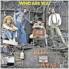 Who Who Are You CD Germany Polydor 1996 14 Track (5338452)