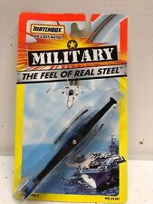 Matchbox Military The Feel Of Steel Rescue Helicopter