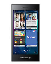 BlackBerry Leap - 16GB - White (Unlocked) Smartphone