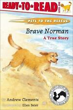 Brave Norman : A True Story Clements, Andrew Paperback