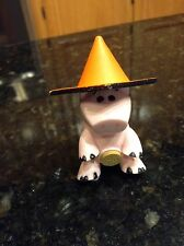 Disney Pixar Toy Story Hamm Pig cone on head RARE PVC figure cake topper
