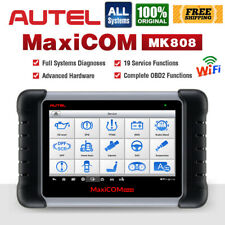 Autel MK808 MD802 Code Reader OBD2 Scanner Auto Diagnostic Scan Tool Key Coding
