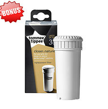 Prep Replacement Filter For Prep Machine Tommee Tippee Closer to Nature Perfect