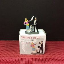 Dept 56 Christmas In The City 42nd St. Performance #807257 Nib