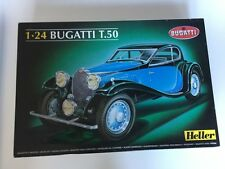 Heller 1:24 Bugatti T.50
