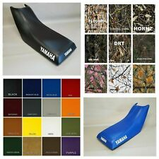 Yamaha Moto4 80 Seat Cover YFM80 BADGER 1992-2001 in 25 Colors(SIDE LOGO/ST/4pc)