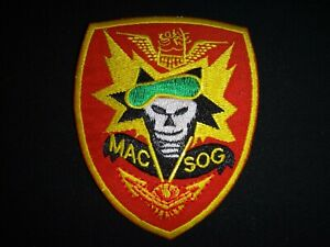 Vietnam War Patch US 5th Special Forces Group MACV-SOG Team