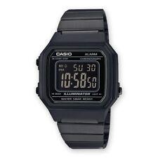 Casio Collection Uhr B650WB-1BEF Digital Schwarz