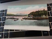 More details for  vintage postcard   p7   c34  skye portree steamers
