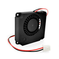 3dPrinting 4010 Blower DC12/24V Cooling Fan Mute Turbo Blower Fan Air Nozzle Set