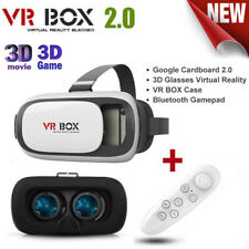 VR Headset VR BOX Virtual Reality Glasses 3D for Samsung Iphone X 8 7 Plus