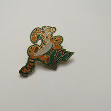 Disney Tigger Bouncing By Letter T Pin