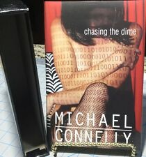 Chasing the Dime by Michael Connelly (First Edition, Signed Limited Edition)