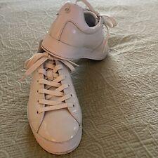 Rag & Bone Leather Tennis Shoes-White sz 37