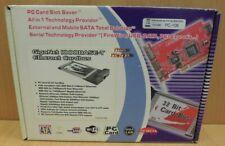 GigaNet 1000Base-T DSL LAN Netzwerkkarte Gigabit Ethernet Cardbus PCMCIA* nw82