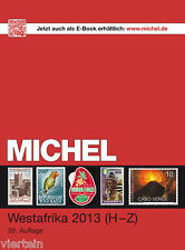 MICHEL CATALOGO OLTREMARE VOLUME 5 PARTE 2 AFRICA OCCIDENTALE 2013
