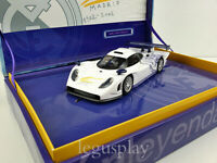 Slot Car Scalextric Fly RM01  Porsche 911 GT1 98 - Real Madrid Centenary 190