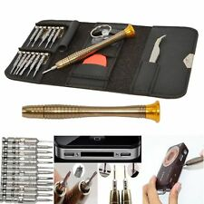 MOBILE PHONE REPAIR Tool Kit 16 in 1 Screwdriver SET FOR iPHONE IPOD IPAD NOKIA