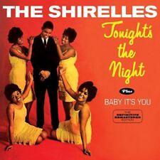The Shirelles - Tonight's the Night / Baby It's You [New CD] Bonus Tracks, Rmst