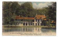 parc de versailles  , hameau de marie antoinette , la maison de la reine  -----