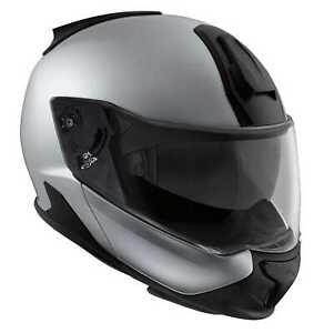 New BMW System 7 Carbon Helmet 54/55 S Silver Metallic #76319899471