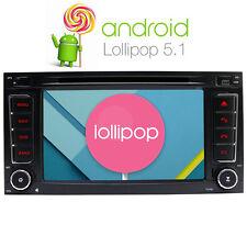 DAB+ Android 5.1.1 GPS Autoradio für VW Touareg Navi RDS FM BT DVD USB WIFI