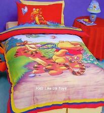 ~ Winnie the Pooh - DOONA QUILT / DUVET COVER SET Hunt