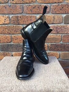 Loake Mens Chelsea Boots Size 9 (290-B). Made In England