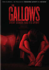 THE GALLOWS DVD, Pfeifer Brown, Reese Mishler, Ryan Shoos, Cassidy Gifford, Trav
