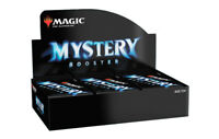 Mtg Mystery Booster Sealed - Box of 24 TBD PROMO PACK INCL!