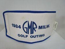 Vintage 1984 Gmr Milwaukee Golf Outing Wrap Around Can Koozie Cooler Koolie