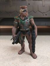 Star Wars Chewbacca Bounty Hunter Kenner 1996 Complete 3.75 Action Figure