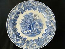 """Spode Blue Room Collection 'RURAL SCENES' 10.5""""   S1307"""