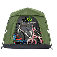 Quictent Heavy Duty Pop Up Bike Tent Storage Shed Quick Setup Garage Outdoor