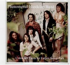 (FE770) Phenomenal Handclap Band, Unknown Faces At Father James Park - DJ CD