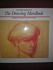 The Drawing Handbook (Portable Art Handbooks), Maiotti, Ettore, Used; Good Book