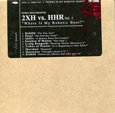 Hydra Head Presents: 2XH vs. HHR, Vol. 1 - Where Is My Robotic by Various