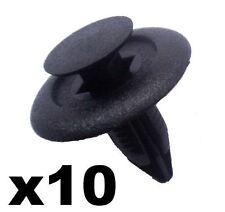 10x for Mazda 6mm Interior Trim Fastener Clips for Trim Panels Fascias & Linings