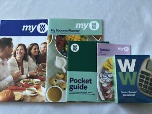 Weight Watchers MY WW Starter KIT + Points Calculator + FREE EXTRA GUIDE