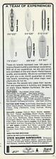 1972 Steve Walden Surfboard Ad/ Bell Garden CA
