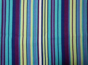 Round Box Shape Cover*Stripe Cotton Canvas Chair Seat Cushion Case Custom*AK2