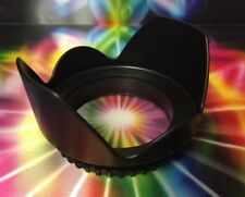 PRO HARD FLOWER LENS HOOD 58mm 58 mm to Camera Camcorder Video