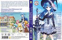 ANIME DVD Shumatsu Nani Shitemasu Ka?(1-12End)Eng sub&All region + FREE CD