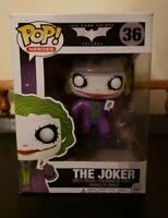 Funko Pop! Heroes - The Dark Knight Trilogy - The Joker #36 Riddler NEW