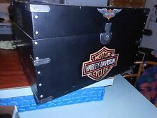 Foot Locker Trunk fit for your Harley Davidson  Motor Cycle Coffee Table