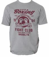 Boxing T Shirt Classic Movie Mma Rocky Top Film White S Balboa Creed Legen S-3XL