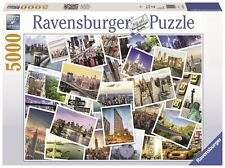 Ravensburger Spectacular Skyline NY 5000 Piece Jigsaw Puzzle (RB17433-1)